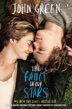 The Fault in Our Stars, book cover