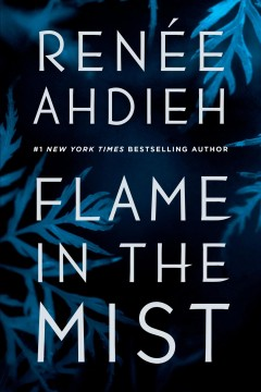 Flame in the Mist, book cover
