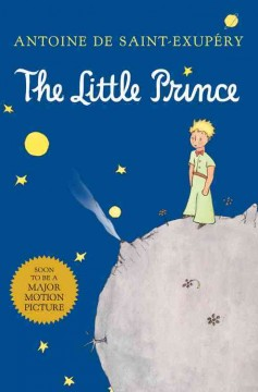 The Little Prince, book cover