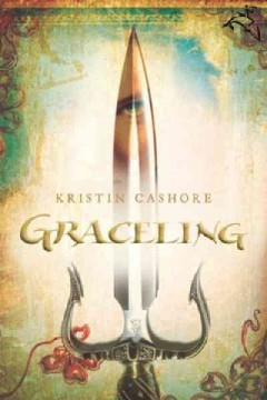 Graceling, book cover