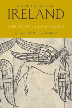 A New History of Ireland by Dáibhí Ó Cróinín, book cover