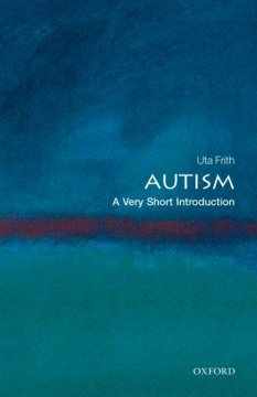 Autism: A Short Introduction, book cover