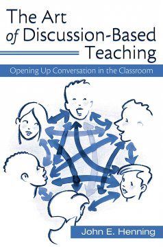 Art of Discussion-based Teaching, book cover