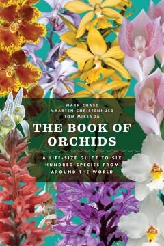 El libro de las orquídeas, portada del libro
