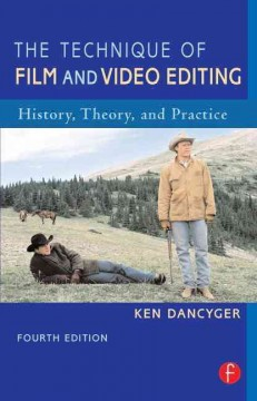 The Technique of Film and Video Editing, book cover