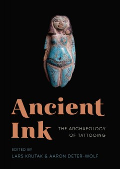 Ancient Ink , book cover