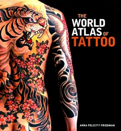 The World Atlas of Tattoo, book cover