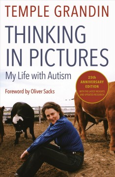 Thinking in Pictures (Temple Grandin, Autism), book cover