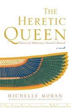 The Heretic Queen, book cover