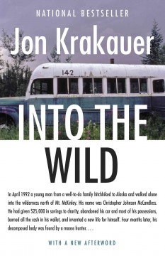 Into the Wild – Jon Krakauer