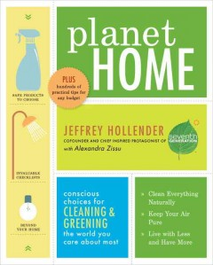 Planet Home, book cover
