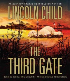 The third gate [sound recording] by Lincoln Child.