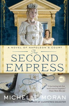 The Second Empress, book cover
