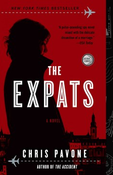 """Expats""-Chris Pavone"