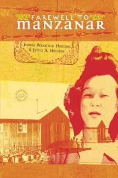 Adiós a Manzanar, portada del libro