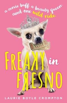 Freaky in Fresno, portada del libro