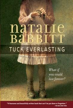 Tuck Everlasting, book cover