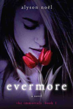 Evermore, book cover