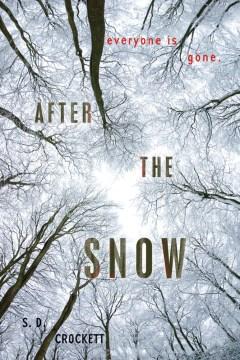 After the Snow, portada del libro
