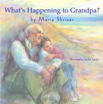 ¿Qué le pasa al abuelo ?, portada del libro