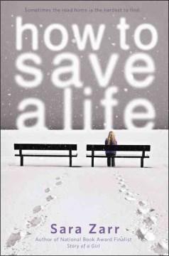 Cómo salvar una vida, portada del libro