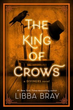 The King of Crows, book cover