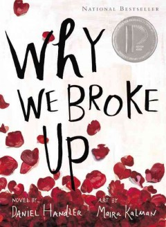 Why We Broke Up, book cover