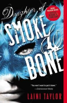 Daughter of Smoke & Bone, book cover