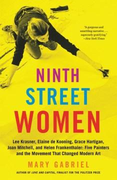Ninth Street Women, book cover