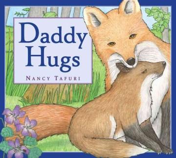 Daddy Hugs, portada del libro