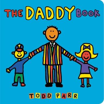 The Daddy Book, portada del libro