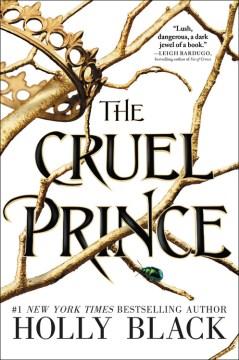 The Cruel Prince, book cover
