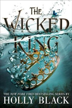 The Wicked King, book cover