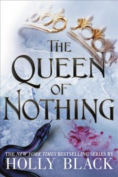 The Queen of Nothing, book cover