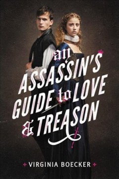 An Assassin's Guide to Love and Treason, book cover