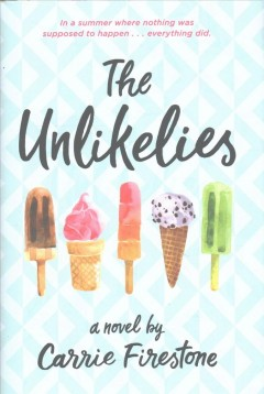 The Unlikelies, book cover