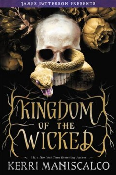Kingdom of the Wicked, book cover