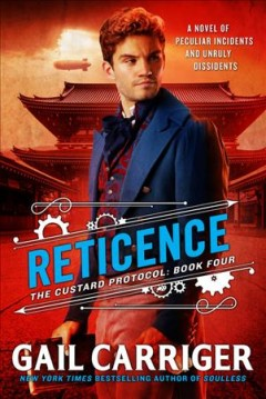 Reticence by Gail Carriger, book cover
