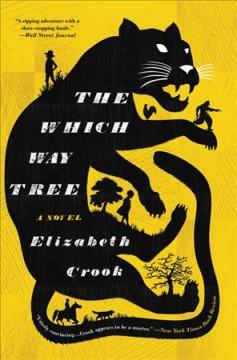 The Which Way Tree, by Elizabeth Crook