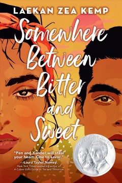 Somewhere Between Bitter and Sweet, book cover