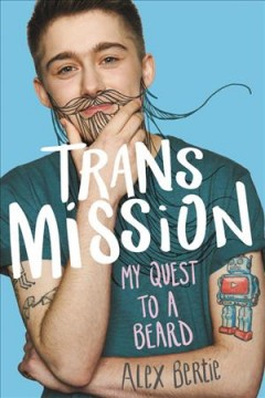 Trans Mission, portada del libro