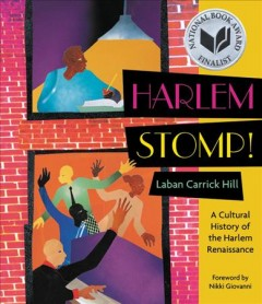 Harlem Stomp!: a Cultural History of the Harlem Renaissance, book cover