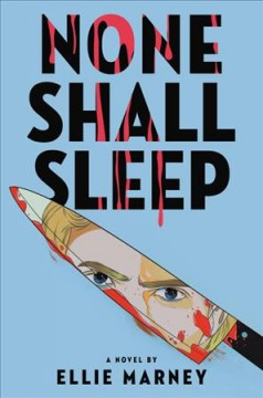 None Shall Sleep, book cover