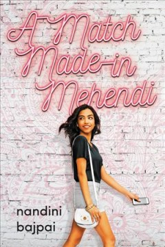 A Match Made in Mehendi, portada del libro