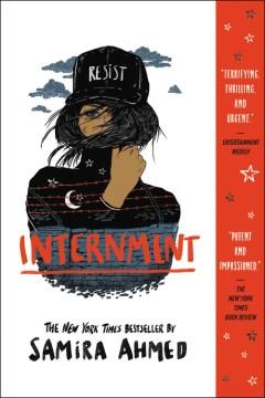 Internment, book cover