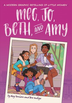 Meg, Jo, Beth, and Amy, book cover