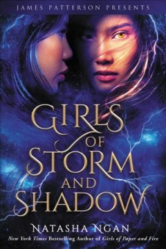 Girls of Storm and Shadow, book cover
