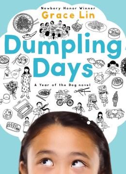 Dumpling Days, book cover