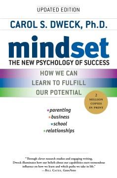 Mentalidad, portada del libro