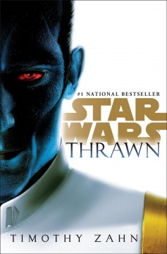 Thrawn by Timothy Zahn, book cover